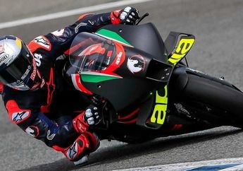 Andrea Dovizioso Ungkap Karakter Motor Aprilia Berbeda Dengan Ducati