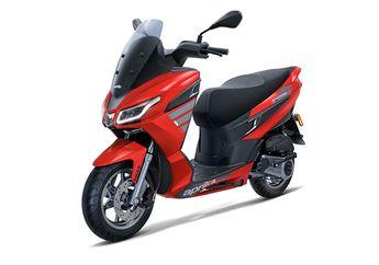 Motor Baru Pesaing Yamaha NMAX Sudah Bisa Dipesan, Harga Lebih Murah