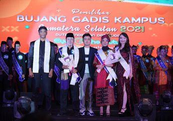 Mister dan Miss GEAR Kampus se-Sumatera Selatan, Ini Dia Pemenangnya