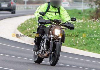 Penampakan Motor Baru KTM Duke 250 Dan 125, Sebentar Lagi Meluncur?