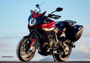 Motor Baru MV Agusta Turismo Veloce Resmi Meluncur, Lihat Kuy Fiturnya