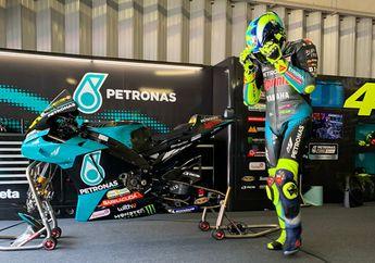 Tim Balap VR46 Bareng Sultan Arab Saudi Di Kelas  MotoGP 2022, Valentino Rossi Pensiun?
