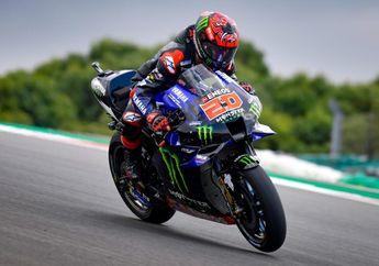 Hasil FP4 MotoGP Prancis 2021, Fabio Quartararo Terdepan, Valentino Rossi Posisi Segini