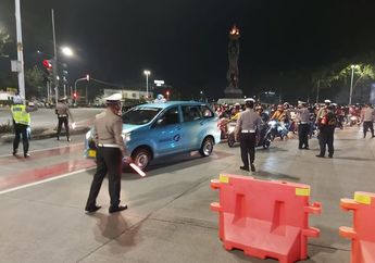 Bulan Puasa, Polda Metro Jaya Gelar Razia Knalpot pada Malam Hari