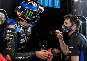 Gawat, Tim VR46 Milik Valentino Rossi Terancam Menghilang Dari MotoGP