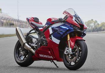 Nah Lo, Honda CBR1000RR-R Fireblade SP Kena Recall Gara-gara Kesalahan Teknisi