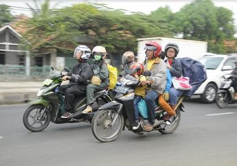 Awas, Polisi Larang Mudik Sebelum 6 Mei, Sudah Terlanjur Siap-siap Karantina