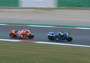 Memanas, Joan Mir Serang Marc Marquez, Sebut Bahaya Di MotoGP Portugal 2021