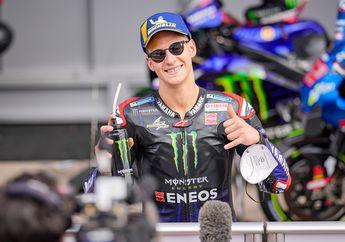 Gasak Pole Position MotoGP Portugal 2021, Fabio Quartararo Malah Lesu