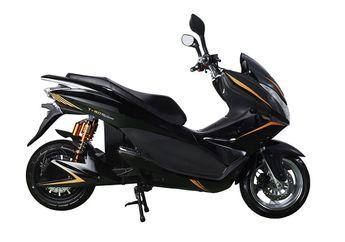 Motor Listrik Baru Malaysia Mirip Honda PCX, Bakal Masuk Indonesia?