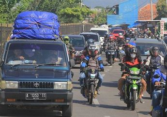 Waspada Lonjakan Arus Balik Mudik Setelah Libur Lebaran, Ini Waktunya