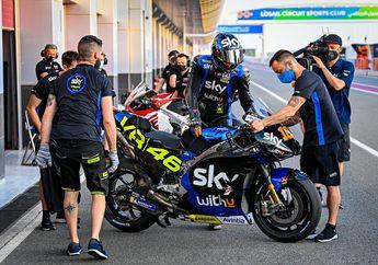Tim VR46 Milik Valentino Rossi Bisa Cabut Dari MotoGP, Ini Masalahnya