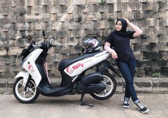 Hari Kartini, Yamaha Lexi dan Lady Bikers Bangun Semangat Kemandirian