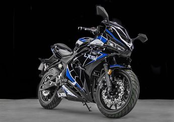 Pesaing Honda CBR150R dan Yamaha R15, Mesin Cuma 125cc Tapi Lebih Sporty