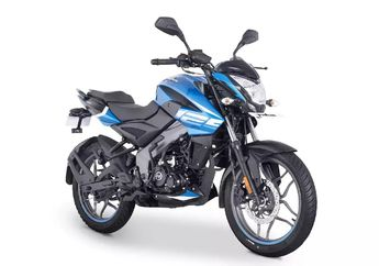 Naked Bike Baru Mesin 125 cc Meluncur, Lebih Murah dari Yamaha NMAX!
