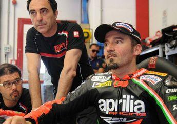 Max Biaggi Sebut Performa Motor Aprilia RS-GP Dekati Yamaha dan Ducati