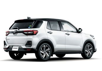 Toyota Raize Siap Diluncurkan, Harganya Setara 7 Yamaha All New NMAX