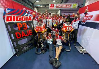 Pengin Gandeng Indonesia, Gresini Racing Ngegas Di Kelas MotoGP 2022