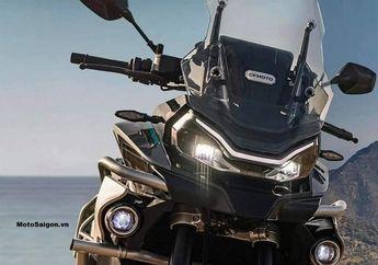 Motor Adventure Baru CFMoto 800MT Meluncur, Fitur Komplit Mesin KTM