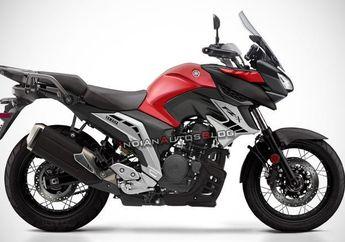Siap-siap, Yamaha Bakal Rilis Motor Touring 150cc, Masuk Ke Indonesia?