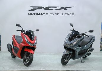 Menilik Keunggulan Honda PCX 160 yang Sabet Gelar Bike of The Year di Otomotif Awards 2021