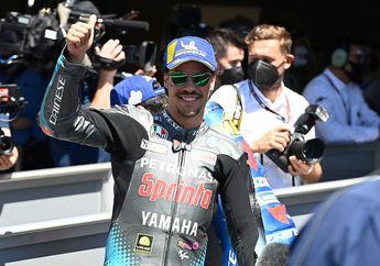 Podium di MotoGP Spanyol 2021, Murid Rossi Mengaku Temui Bos Yamaha