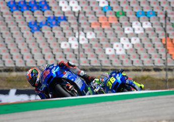 Kenapa Duo Suzuki Enggak Lolos Q2 MotoGP Prancis 2021, Salah Strategi?