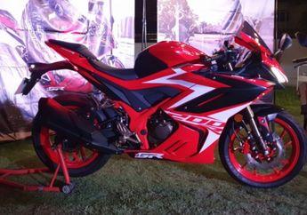 Pesaing Motor Honda CBR150R Meluncur, Harga Murah Mesin Lebih Gede