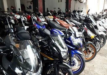 Segini Harga Motor Sport Bekas, Ada Yamaha V-Ixion dan Banyak Lagi