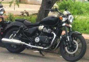 Royal Enfield Siap Rilis Motor Baru Bergaya Cruiser, Tantang Harley-Davidson?