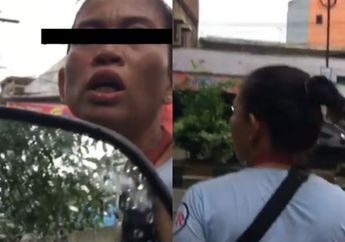 Viral Tukang Parkir Liar Ngamuk Gak Dikasih Duit, Sampai Pukul Kepala