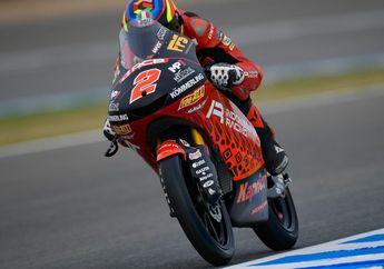 Hasil FP2 Moto3 Spanyol 2021, Pembalap Tim Indonesian Racing Tercepat, Andi Gilang Posisi Segini