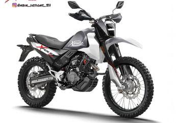 Sangar Gambar Render Pesaing Honda CRF150L Terbaru, Segera Diproduksi?