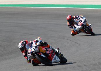 Hasil Balap Red Bull Rookies Cup 2021, Mario Aji Finis Ke-5 di MotoGP Spanyol 2021