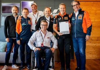 Resmi, Tech3 Masih Menjadi Tim Satelit KTM Sampai MotoGP 2026