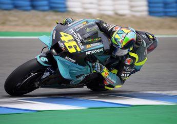 Valentino Rossi Di MotoGP 2021 Bisa Senyum , Yamaha M1 Ada Peningkatan