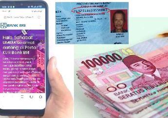 Ambil Uang  Rp 100 Juta Pinjaman Tanpa Agunan dari Pemerintah Ajukan Online Lewat HP