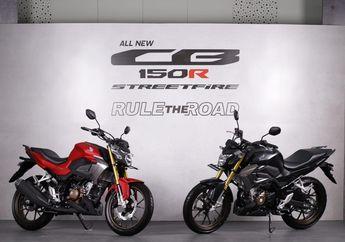Honda Luncurkan Motor Baru All New CB150R StreetFire, Segini Harganya