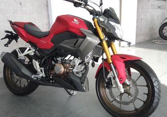 Bikin Tampilan Motor Makin Sangar, Segini Harga Aksesoris Resmi Honda CB150R 2021