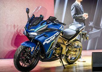 Lawan Ninja 250 dan Honda CBR250RR Rilis, Lebih Nyaman Dipakai Touring
