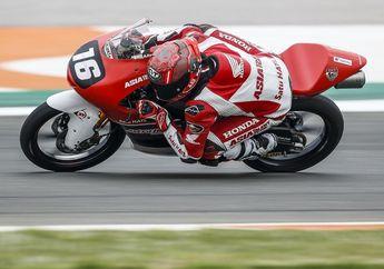 Hasil Kualifikasi Mario Suryo Aji Di Balap FIM CEV Moto3 Valencia 2021