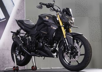 Modifikasi Honda CB150R 2021 Street Fighter, Dikira CBR250RR Naked