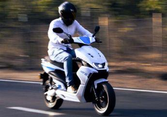 Motor Listrik Baru Resmi Dirilis, Desain Kece Harga Mirip Honda Vario