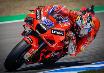 Hasil FP1 MotoGP Prancis 2021, Jack Miller Melesat, Valentino Rossi Segini