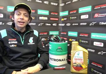 Jelang MotoGP Prancis 2021, Valentino Rossi Ucapkan Lebaran dan Ingatkan Ini