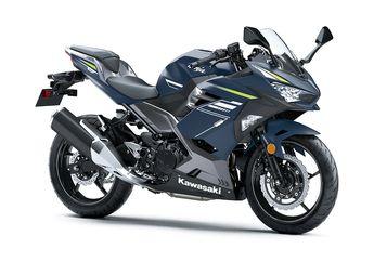 Kembaran Kawasaki Ninja 250 Punya Warna Baru, Lebih Sporty Bro!
