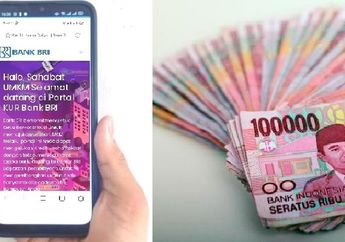 Bagi yang Mau Pinjaman Online Tanpa Agunan Rp 100 Juta dari Bank BRI, Ini Cara Pengajuan dari HP