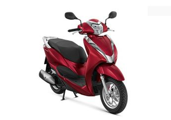 Harga Lebih Murah, Motor Thailand Mirip Piaggio Medley Ini Punya 3 Pilihan Warna