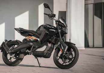 Muncul Motor Listrik Baru Fitur Komplit, Harga Mirip Kawasaki Ninja ZX-25R