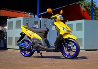 Modifikasi Yamaha Mio 'Smile' ala Thai Style, Bikin Nengok Terus!
